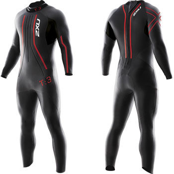 2XU Mens T:3 Team Wetsuit- Repaired