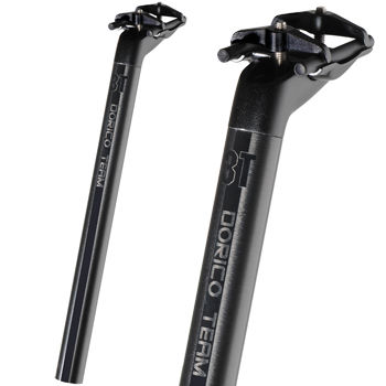 3T Dorico Team Setback Seat Post (Black Series)