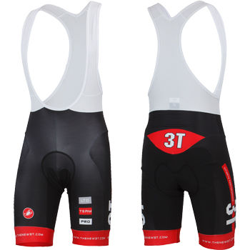  con tirantes 3T - Ultimate Performance | Pantalones ciclistas de lycra