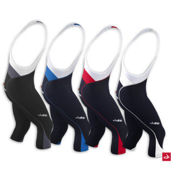 dhb Aeron Race 3/4 Cycling Bib Short