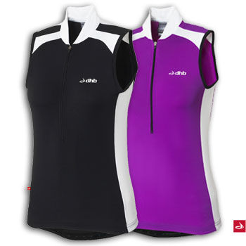 dhb Ladies Clip Sleeveless Jersey