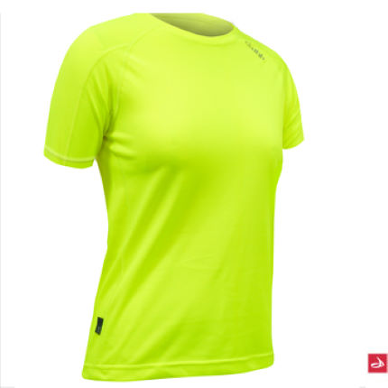 dhb Women's Corefit SS Hi Viz Base Layer AW11