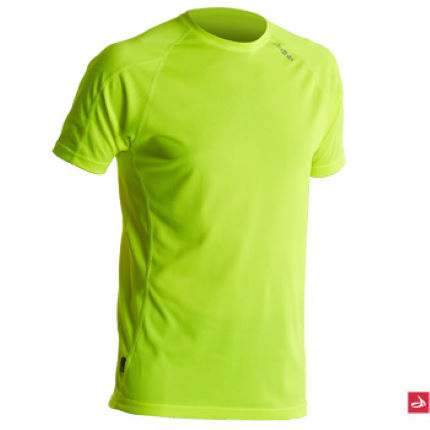 dhb Corefit Short Sleeve Hi Viz Base Layer AW11