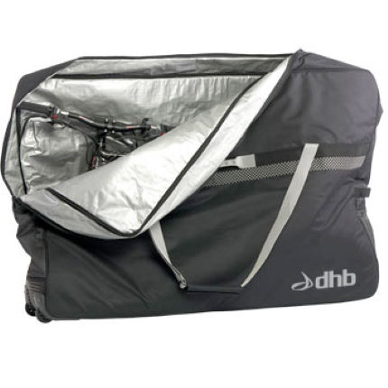 dhb Elsted Wheeled Bike Bag