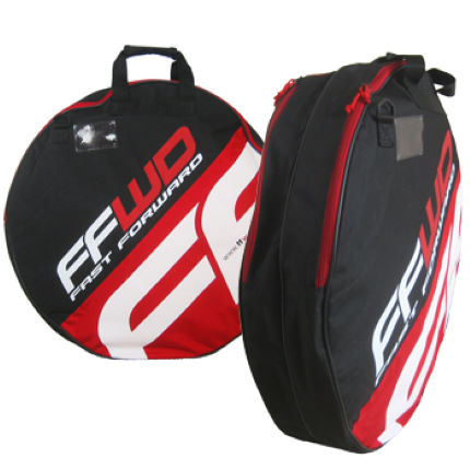 Fast Forward Wheel Bag - Double