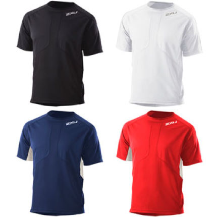 2XU Mens Comp Short Sleeve Run Top SS13