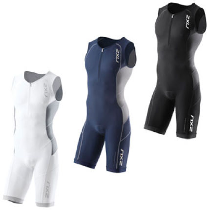 2XU Long Distance Tri Suit 2012