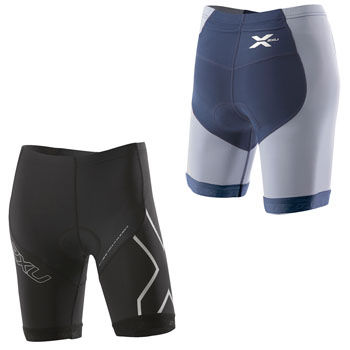 2XU Ladies Compression Tri Shorts