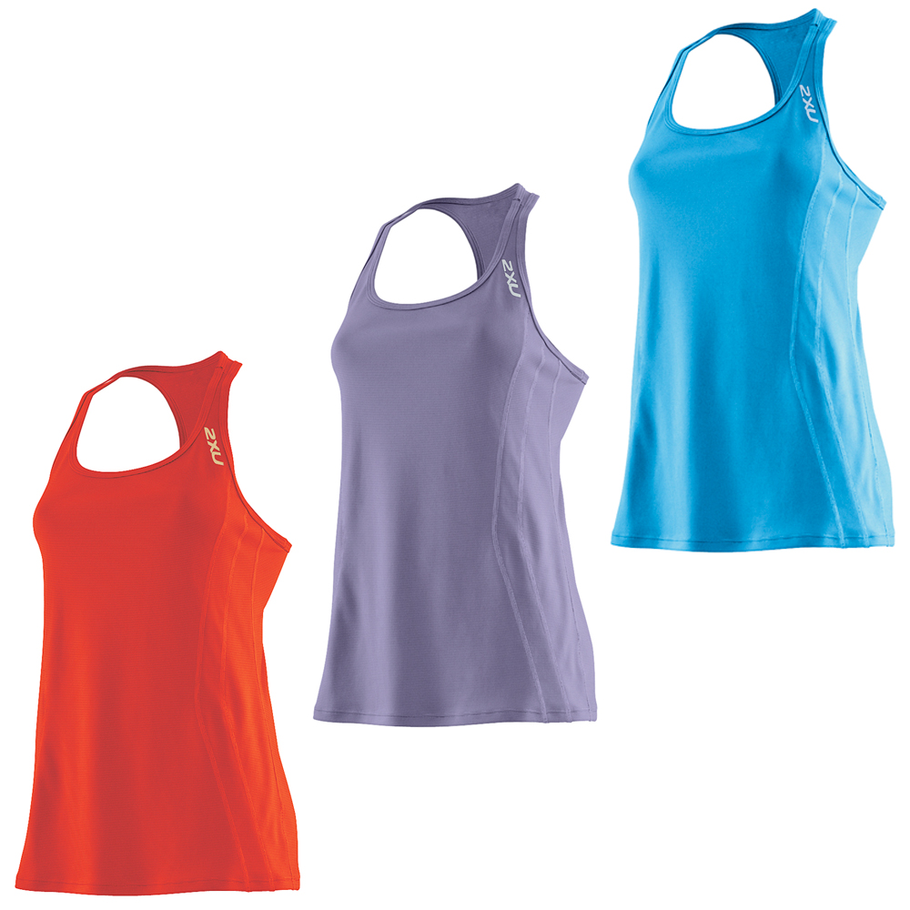 Wiggle | 2XU Ladies Performance Run Singlet