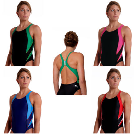 blueseventy Ladies Eclipse Swimsuit SS12