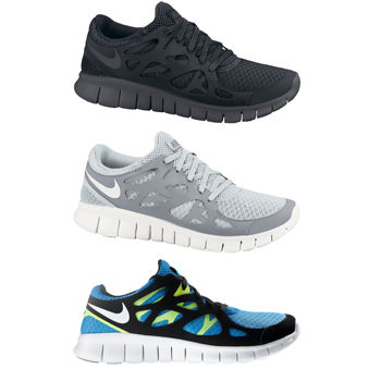 Nike Free Run Plus 2 Shoes SS12