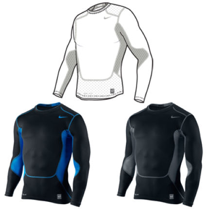 Nike Hypercool Compression 1.2 Long Sleeve Top SS12