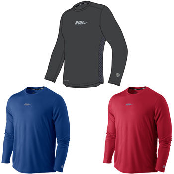 Nike Sublimated Long Sleeve Top SP12