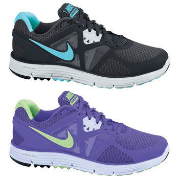 Nike Ladies Lunarglide Plus 3 Shoes SP12
