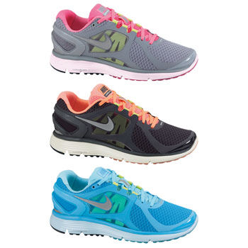 Nike Ladies Lunar Eclipse Plus 2 Shoes - SS12