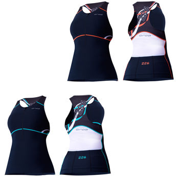 Orca 226 Ladies Support Singlet 2012
