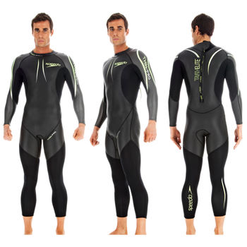 Speedo Tri Pro Thinswim Full Sleeved Wetsuit