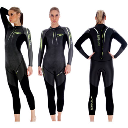 Speedo Ladies Pro Thinswim Full Sleeved Wetsuit