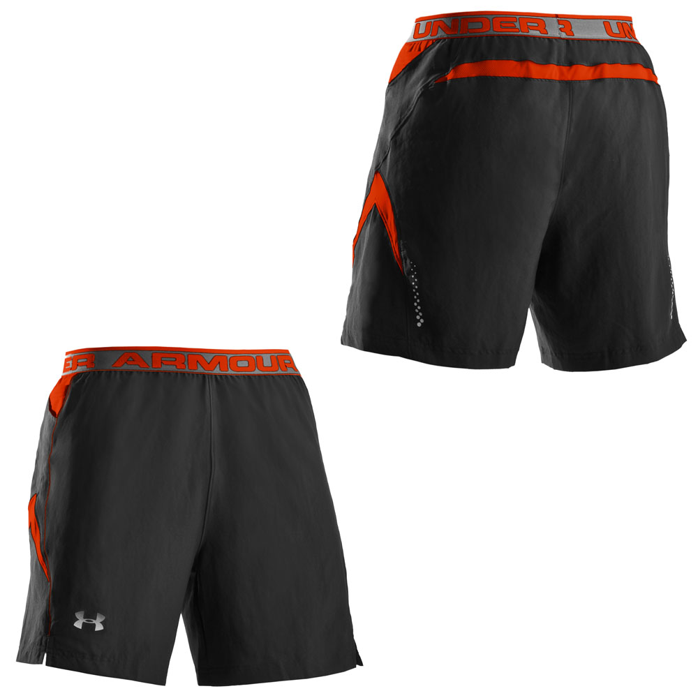 Under Armour Chafe Free 2 In 1 7 Inch Run Shorts SS12