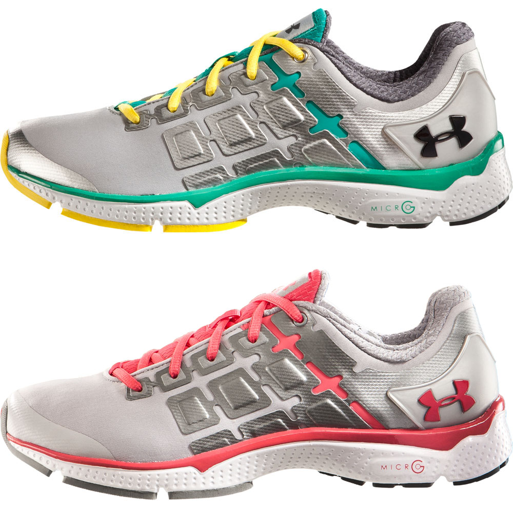 under armour micro g split ii women's running shoes