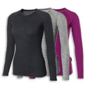 dhb Ladies Merino L/S Roundneck Baselayer M_150