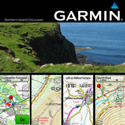 Garmin - Northern Ireland Discoverer
