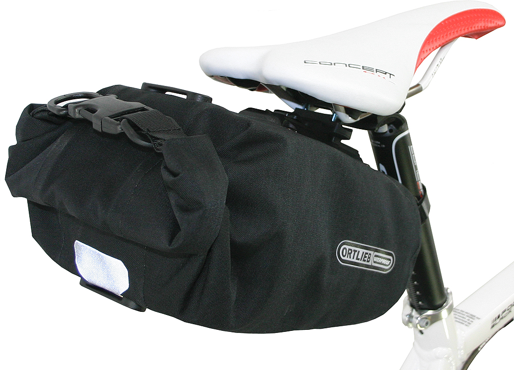 Wiggle Ortlieb Classic Large Saddle Bag Saddle Bags