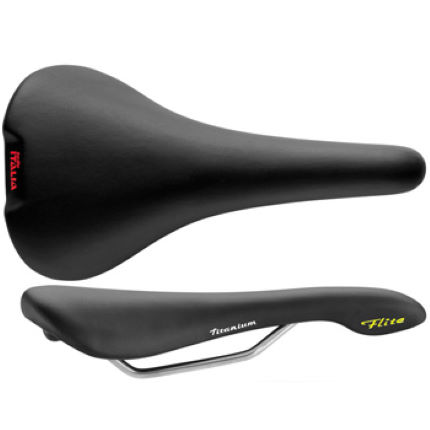 Selle Italia Flite 1990 (Original) Saddle