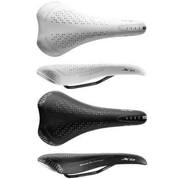 Selle Italia XO Genuine Gel Saddle with Alloy Rails