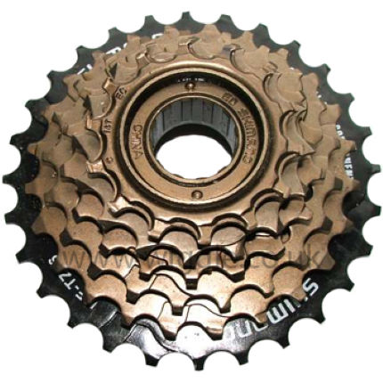 Shimano MF TZ21 7 Speed Freewheel
