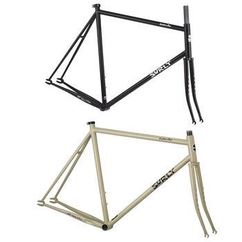 Surly Steamroller Frameset 2011
