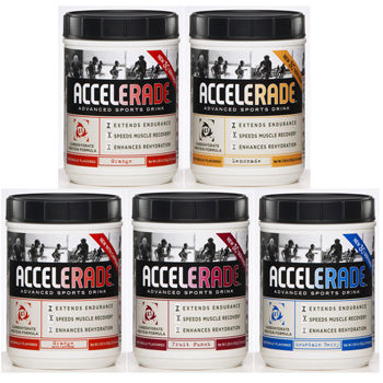 Accelerade Powder Drink Mix - 30 Servings