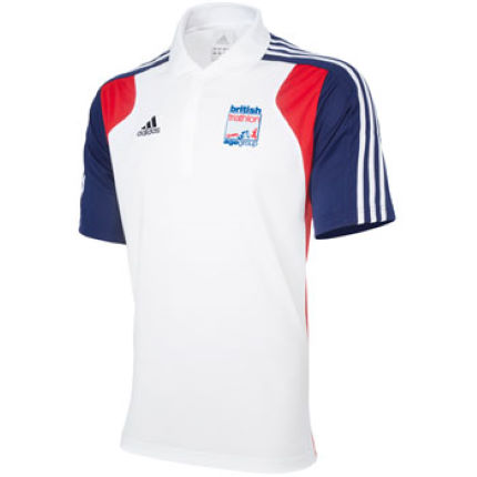 adidas GB Age Group Unisex Polo Shirt 2011