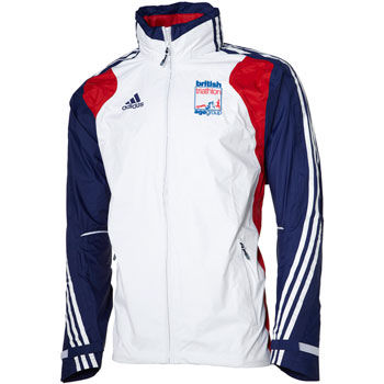 adidas GB Age Group Unisex Rain Jacket