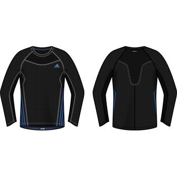 Adidas Supernova Running Long Sleeve Top SS12