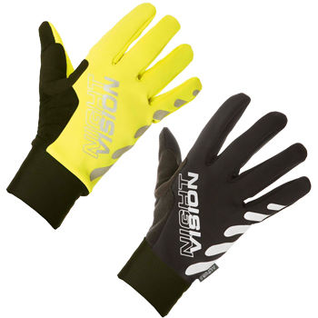 Altura Night Vision Windproof Winter Cycling Gloves