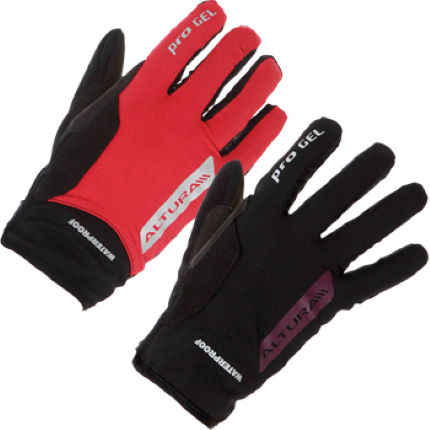 Altura Women's Progel Waterproof Gloves 2013