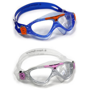 Aqua Sphere Vista Junior Goggles - Clear Lens