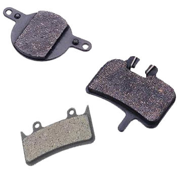 Ashima Semi-Metal Disc Brake Pads