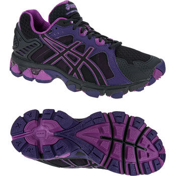 Asics Ladies Gel Trail Sensor 5 Shoes SS12