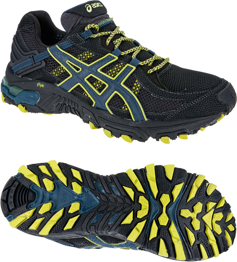 wiggle asics gel trabuco 14 shoes aw11 offroad running shoes. Black Bedroom Furniture Sets. Home Design Ideas
