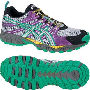 Asics Ladies Gel Fuji Trainer SS12