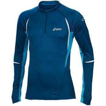 Asics Long Sleeve Half Zip Top SS12