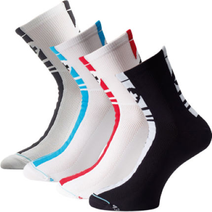 Assos summerSocks Mille Regular Strumpor