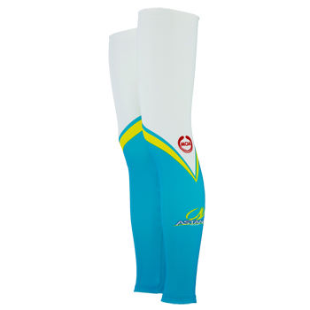 Moa Astana Team Leg Warmers 2011