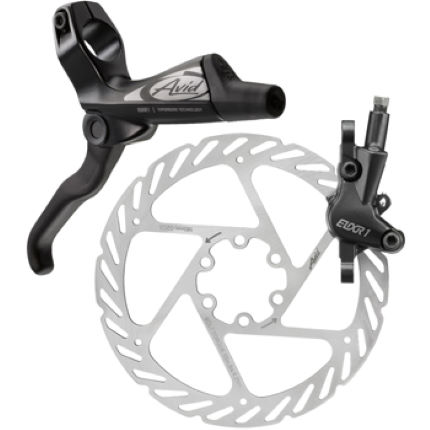 Avid Elixir 1 Disc Brakes with G2CS Rotor