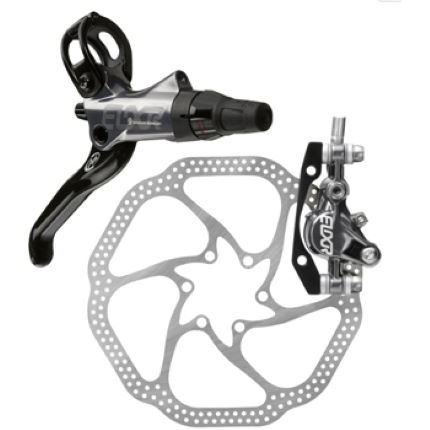 Avid Elixir 9 Disc Brakes with HS1 Rotor