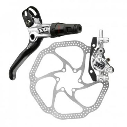 Avid X0 Disc Brakes with HS1 Rotor