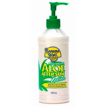 Banana Boat Aloe Vera Aftersun Lotion 470ml