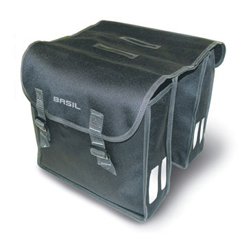 Basil Mara 26 Litre Double Pannier Bike Bag